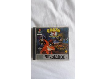 PS1 - CRASH BANDICOOT 2: CORTEX STRIKES BACK