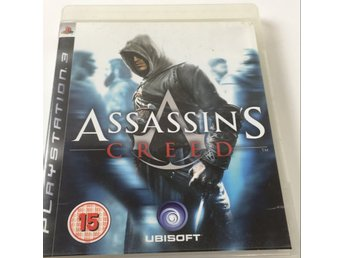 Ubisoft, Playstation 3, Assissins creed, Flerfärgad
