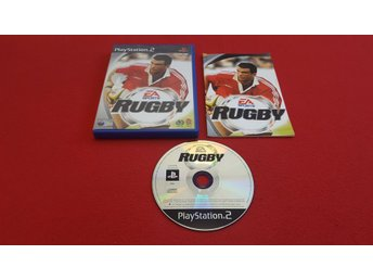 RUGBY till Sony Playstation 2 PS2