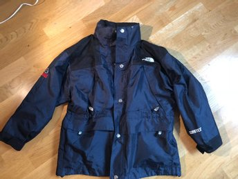 Vinterjacka skidjacka The North Face avtagbart fleece foder stl: L 140/150