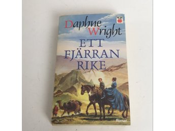 Bok, Fjärran Rike, Daphne Wright, Pocket, ISBN: 9789146158462, 1990