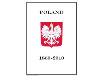Poland 1860-2010  PDF DIGITAL  STAMP  PAGES INGA FRIMÄRKEN!!