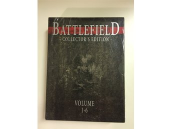 BATTLEFIELD - Collector´s edition - Volume 1-6