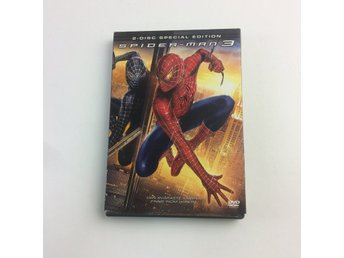 Columbia Pictures, DVD-Film, Spiderman 3 Special Edition
