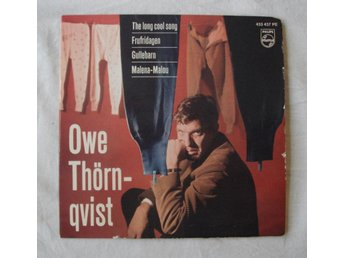 OWE THÖRNQVIST - The Long Cool Song, Swe-1963 EP