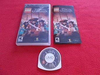 LEGO PIRATES OF THE CARIBBEAN till Sony PSP