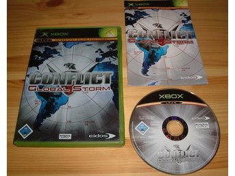 Xbox: Conflict Global Storm