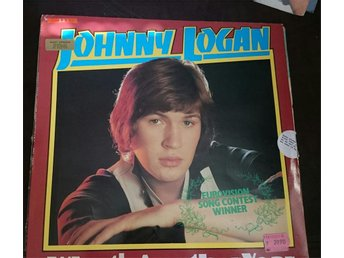 Lp JOHNNY LOGAN What's anonymt year