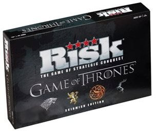 Risk Game of Thrones - Skirmish Edition - Brädspel