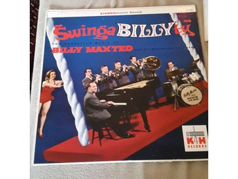 Billy Maxted : SwingaBillyty