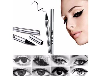 Black Liquid Eyeliner Long-lasting Waterproof