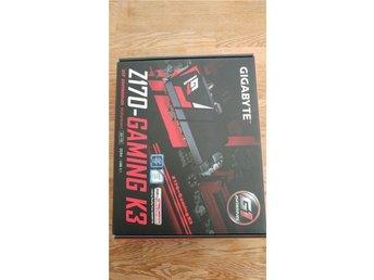 Gigabyte Z170 gaming S1151 - Uppsala - Gigabyte Z170 gaming S1151 - Uppsala