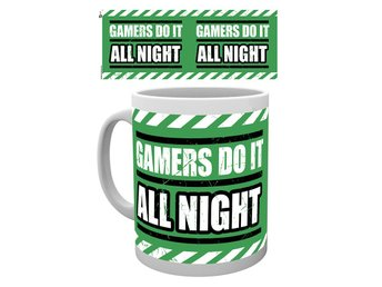 Mugg - Gamers do it all night
