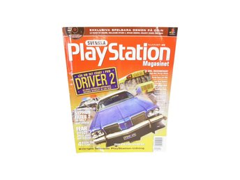 Svenska Playstation magasinet nr 28