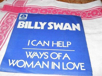 BILLY SWAN--I can help.    Singel