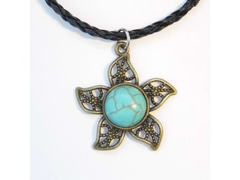 Turkos Halsband / Turquoise Necklace