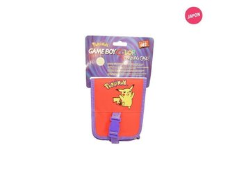 Game Boy Color Pokemon Carrying Case (Berry)