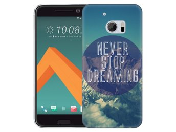 HTC 10 Skal Never Stop Dreaming