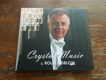 ROLF LINDBLOM - Crystal Music, CD Ictus '12 recorded by Bertil Alving!