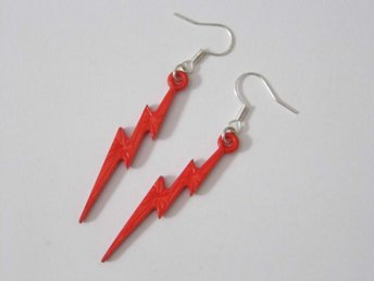 Flash örhängen / Flash earrings