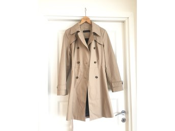 Trenchcoat från Zara, Beigh