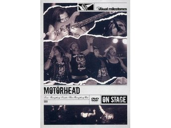 Motörhead: Live - Everything louder... Live 1991 (DVD)
