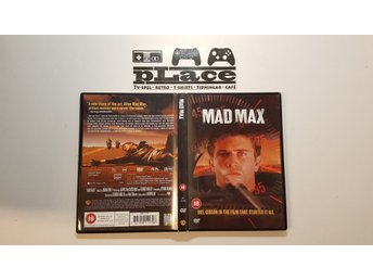 Mad Max ( EJ SVENSK TEXT ) DVD
