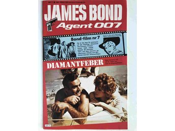 James Bond - Löpnr: 71 FN-VF