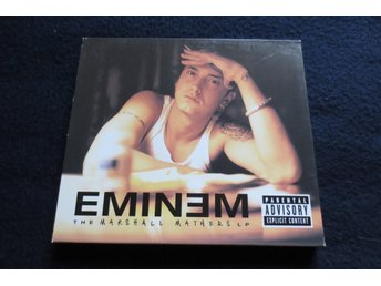 Eminem : Cd  Slipcase The Marshall Mathers Lp  KANONSKICK