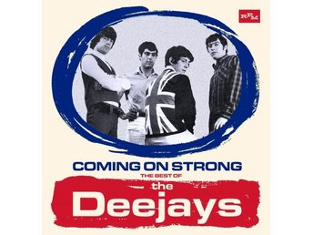 Deejays: Coming on strong / Best of... 1965-67 (CD)