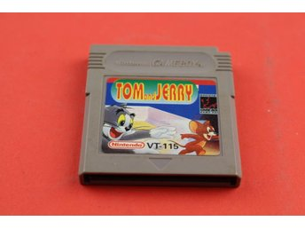 TOM AND JERRY till Nintendo Game Boy