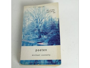 Boströms, Bok, Michael Connelly: Poeten
