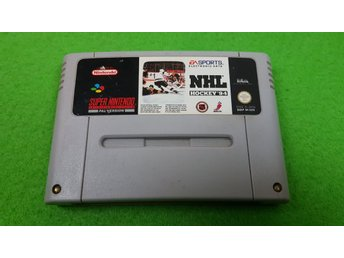 NHL Hockey 94 SCN Super Nintendo Snes
