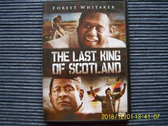 DVD - The last king of scotland