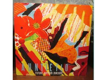 AUNTIE FLO - Future Rhythm Machine *** Huntleys & Palmers