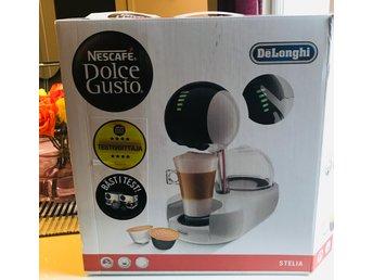 Kaffe kapselmaskin NESCAFÉ® Dolce Gusto® Stelia OBS! Helt NY i original frp.