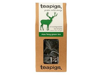 Teapigs, Mao Feng - green with envy