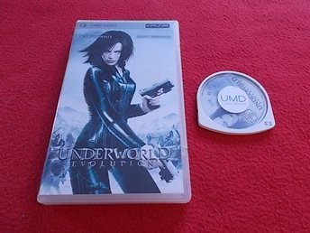 UNDERWORLD EVOLUTION FILM till Sony PSP