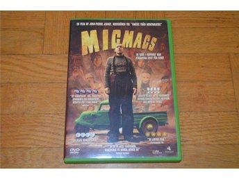 Micmacs ( Jean-Pierre Jeunet ) DVD - Töre - Micmacs ( Jean-Pierre Jeunet ) DVD - Töre