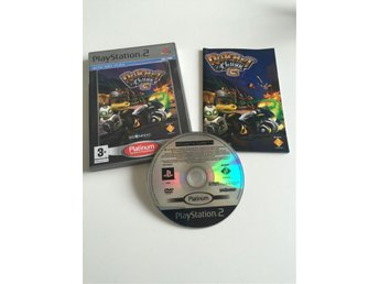 Playstation 2 Ratchet Clank 3