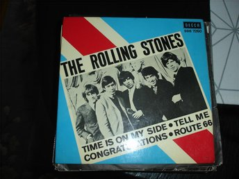 The Rolling Stones-This is on my side-singel