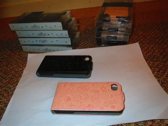 Slim Flip Case iPhone 4/4S