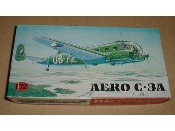 Aero C3A (Siebel Si 204) , skala 1:72 - Alsbach / Tyskland - Aero C3A (Siebel Si 204) , skala 1:72 - Alsbach / Tyskland