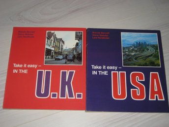 #REA# ENG. FORTS. KURS- TAKE IT EASY 5 o 6 IN THE U.K & USA