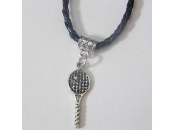 Tennisracket halsband / Tennis racket necklace