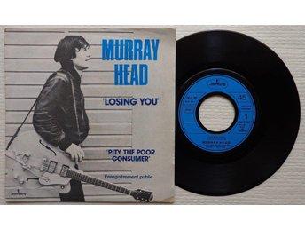 "MURRAY HEAD 'Losing You' 1981 French 7"" - Bröndby - MURRAY HEAD 'Losing You' 1981 French 7"" - Bröndby"