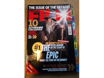 Total Film - The Issue of the Decade!