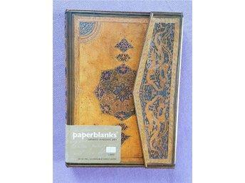 """Paperblanks """"Safavid"""": linjerad, 130 x 180 mm, magnetisk vrap; magisk dagbok! - Uddevalla - Paperblanks """"Safavid"""": linjerad, 130 x 180 mm, magnetisk vrap; magisk dagbok! - Uddevalla"""