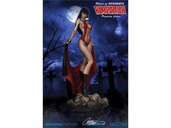Women of Dynamite Statue Vampirella 30 cm - Ystad - Women of Dynamite Statue Vampirella 30 cm - Ystad