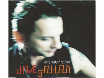 DAVE GAHAN - DIRTY STICKY FLOORS    (CD MAXI/SINGLE )